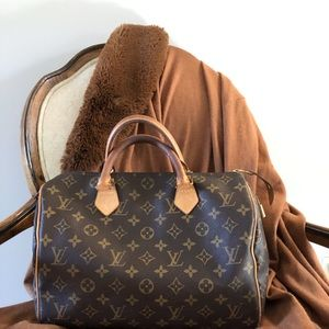 💯AUTHENTIC LOUIS VUITTON SPEEDY 30💯